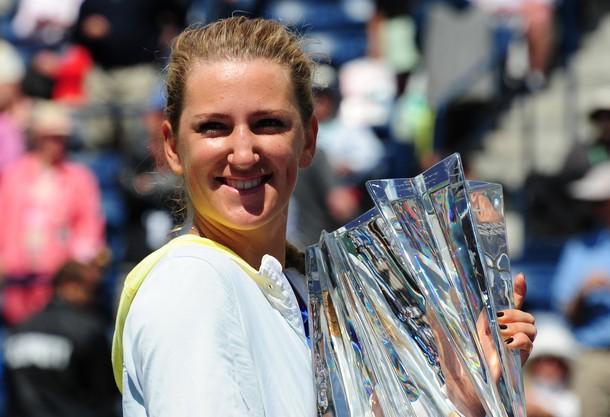 Victoria Azarenka Indian Wells 2012 Winner g