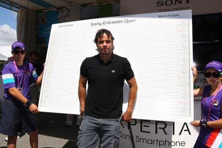 Fernando Gonzalez Miami 2012 Draw