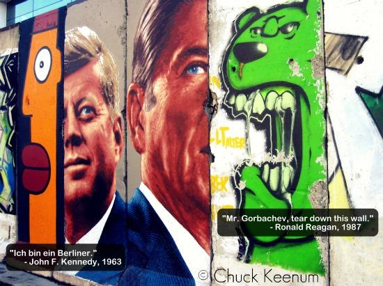 Berlin Wall at LACMA - Lens Angeles