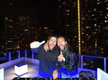 Janko Tipsarevic Miami 2012 DJ fb