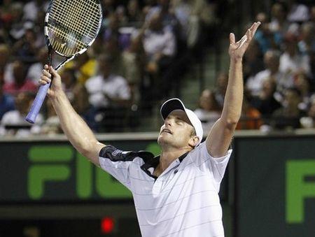 Andy Roddick Miami 2012 4th R Win r