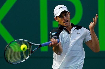 Andy Roddick Miami 2012 4th R Loss g
