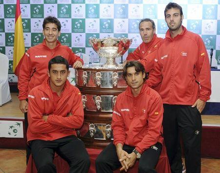 Spain Davis Cup 2012 Qf r