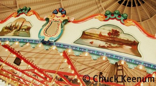 Santa Monica Pier Carousel - Lens Angeles