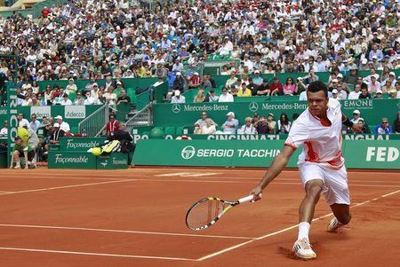 Jo-Wilfried Tsonga Monte-Carlo 2nd R Win r