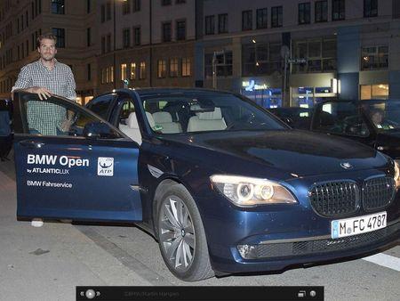 Tommy Haas Munich 2012 BMW