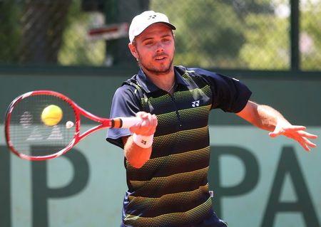 Stanislas Wawrinka Roland Garros 1st R Win g