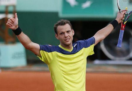 Paul-Henri Mathieu Roland Garros 2012 2nd Win g