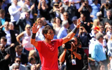Rafael Nadal Roland Garros 2012 Sf Win fft
