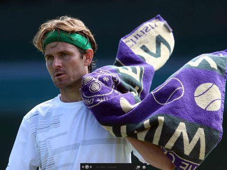 Mardy Fish Wimbledon 2012 1st R g