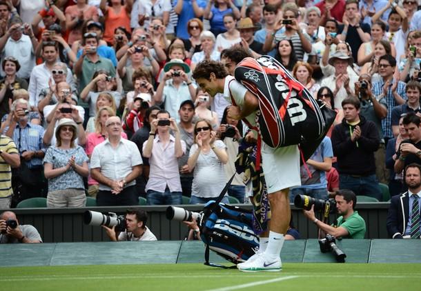 Roger Federer Wimbledon 2012 2nd R Win g