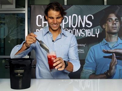 Rafael Nadal as Barman