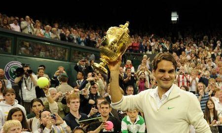 Roger Federer Wimbledon 2012 Winner 2 g