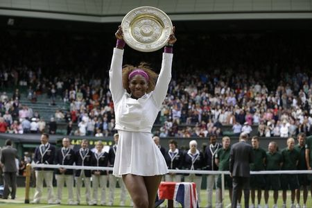 Serena Williams Wimbledon 2012 Winner ap 2