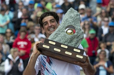 Thomaz Bellucci Gstaad 2012 Winner ap