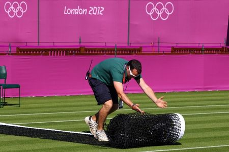 Wimbledon Dressed for Olympics 2012 g 4
