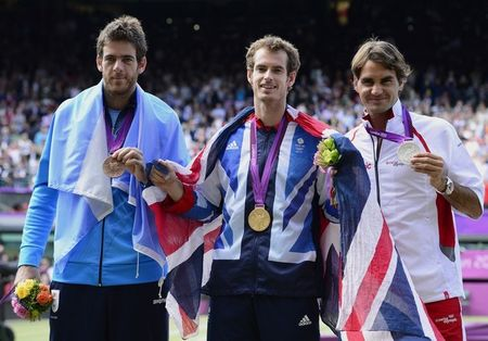 Olympic 2012 Men's Medalists g