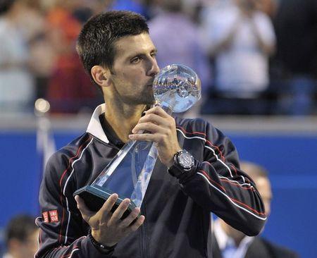 Novak Djokovic Canada 2012 Winner r