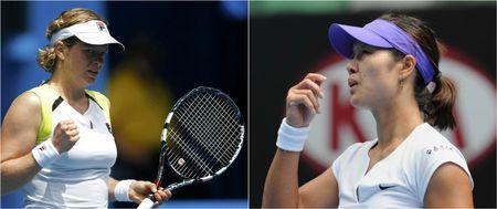 Kim Clijsters Li Na Australian Open 2012 2nd Round Winners