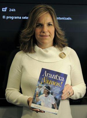 Arantxa Sanchez Memoire