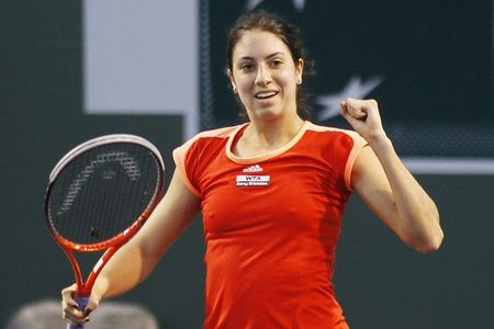Christina McHale Indian Wells 2012 3rd R Win r