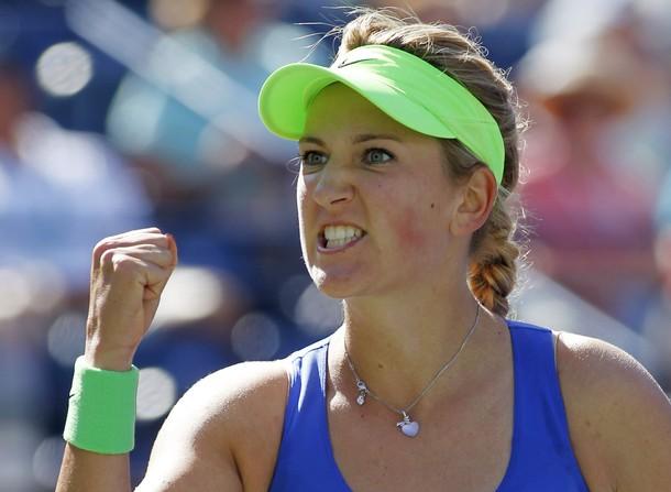 Victoria Azarenka Indian Wells 2012 Qf W r