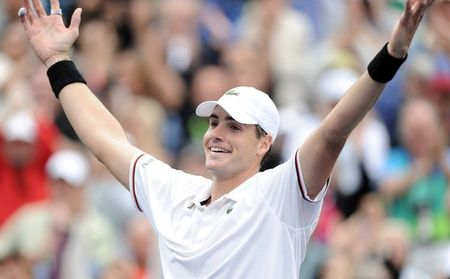 John Isner Indian Wells 2012 Sf Win g