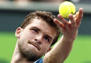 Grigor Dimitrov Miami 2012 3rd Win r 2