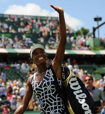 Venus Williams Miami 2012 Qf Loss g