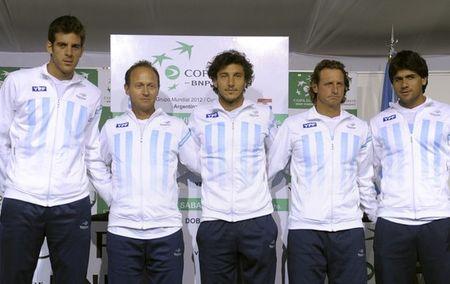 Argentine Davis Cup 2012 Qf g