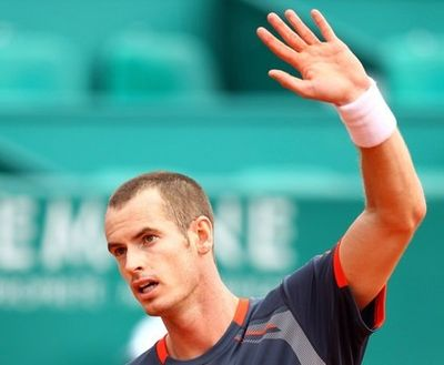 Andy Murray Monte-Carlo 2012 2nd R Win g