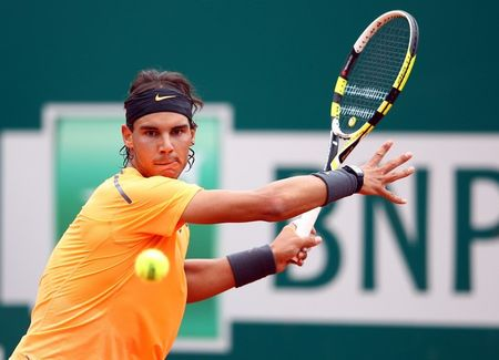 Rafael Nadal Monte-Carlo 2012 2nd R Win g