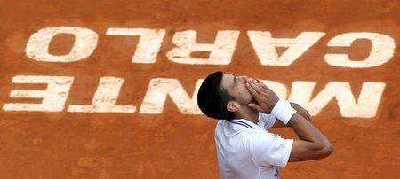 Novak Djokovic Monte-Carlo 3rd R Win g