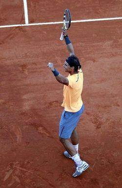 Rafael Nadal Monte-Carlo 2012 Sf Win r