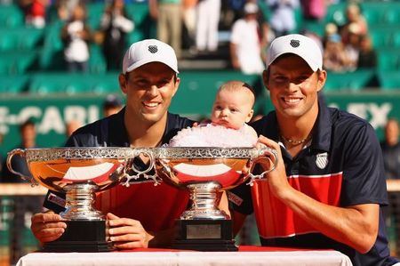 Bryan Bros Monte-Carlo 2012 Winner with Micaela fb