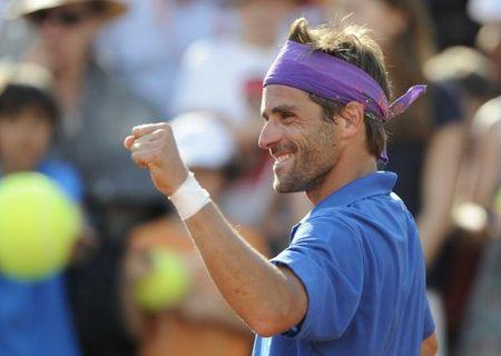 Arnaud Clement Roland Garros 2012 1st R Win r