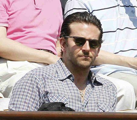 Bradley Cooper Roland Garros 2012