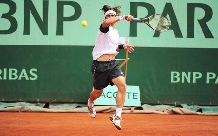 David Ferrer Roland Garros 2012 3rd R Win fft