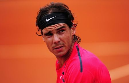 Rafael Nadal Roland Garros 2012 Qf Win 2 g