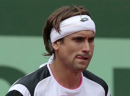 David Ferrer Roland Garros 2012 Qf Win g