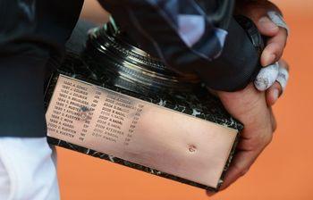 Roland Garros Trophy Honor Roll