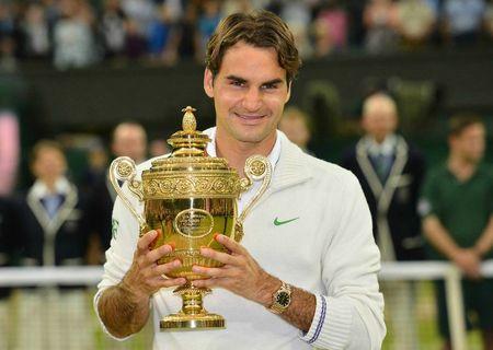 Roger Federer Wimbledon 2012 Winner 1 g