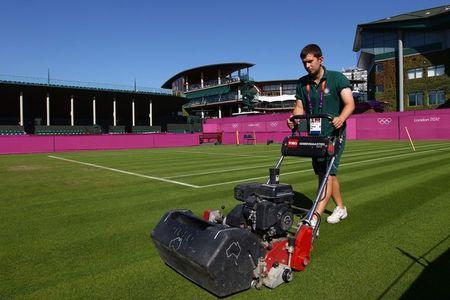 Wimbledon Dressed for Olympics 2012 g 3