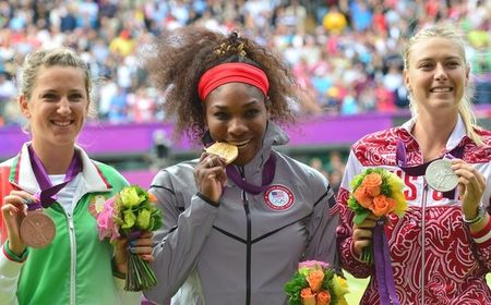 Olympic 2012 Women's Medalists g