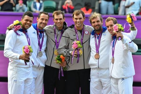 Olympic 2012 Men's Doubles Medalists g