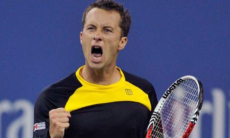Philipp Kohlschreiber US Open.12 3rd R Win