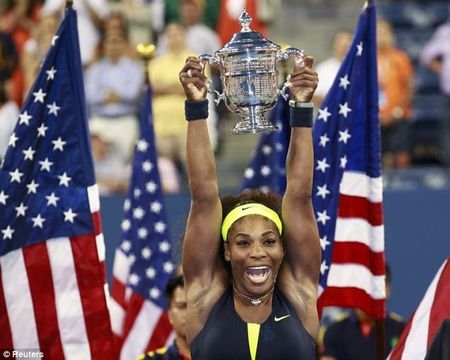 Serena Williams US Open.12 Winner 2