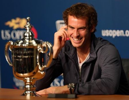 Andy Murray US Open.12 Winner 1