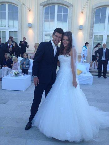 Juergen Melzer & Iveta Benesova Marry