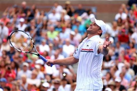 Andy Roddick US Open.12 3rd Win